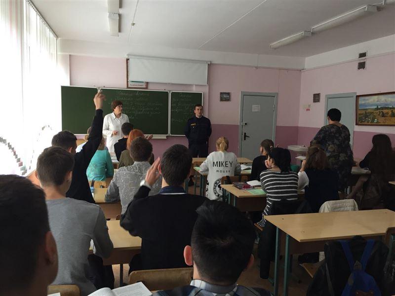 Встреча со старшим участковым ИНД,капитаном милиции Сергеем Николаевичем Морозько