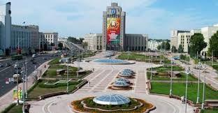 С Праздником, дорогая столица, город-герой Минск!
